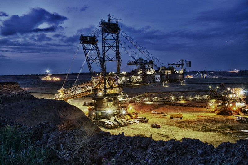 Brown Coal Open Cut