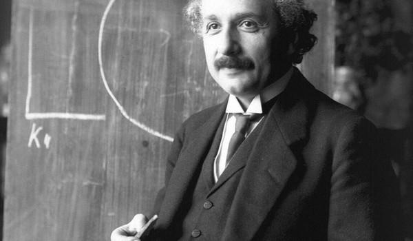 Albert Einstein 1921