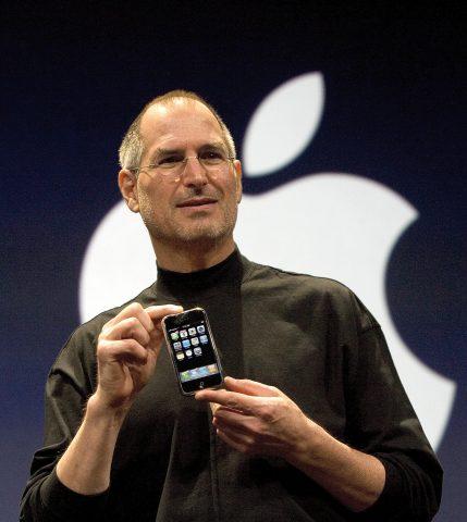 Steve JObs - iPhone Launch