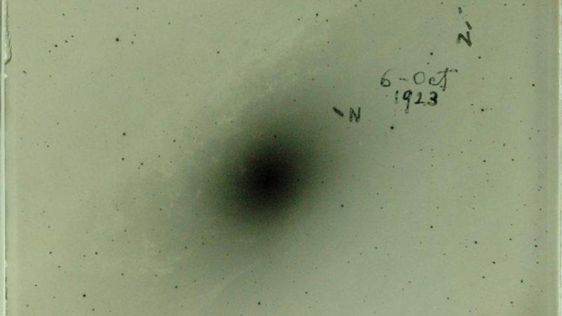 Hubble Var1
